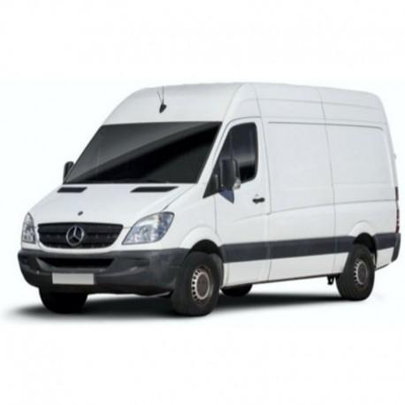 Mercedes Sprinter (2012) - Electrical Wiring Diagrams