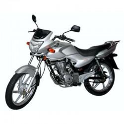 Honda CGR125 Storm - Service Manual / Repair Manual - Wiring Diagrams