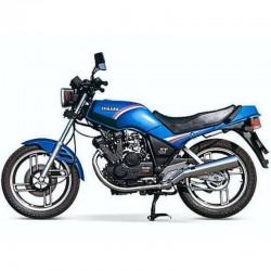 Yamaha XS400 - Service Manual / Repair Manual - Wiring Diagrams - Parts Catalogue