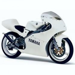 Yamaha TZ125G1 (1995) - Service Manual / Repair Manual - Wiring Diagrams