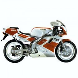 Yamaha TZR250 - Service Manual / Repair Manual - Wiring Diagrams - Parts Catalogue