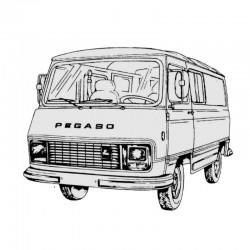 Pegaso J4 (800, 1100) - Manual de Instrucciones y Entretenimiento