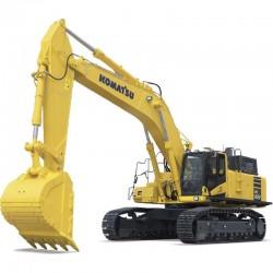 Komatsu PC650-3, PC650LC-3, PC650SE-3 - Service Manual / Repair Manual - Wiring Diagrams