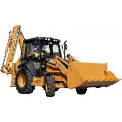 Case 580SR, 590SR, 695SM, 695SR - Service Manual - Manuel de Reparation - Reparaturanleitung - Taller
