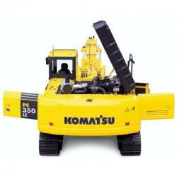 Komatsu PC350LC-8, PC350LCD-8, PC350NLC-8, PC350NLCD-8 - Service Manual - Wiring