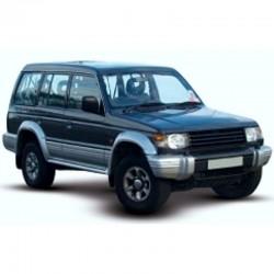 Mitsubishi Montero (1992-1995) - Service Manual / Repair Manual - Wiring Diagrams