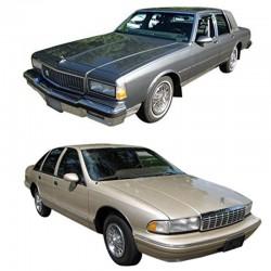 Chevrolet Caprice (1990-1993) - Service Manual / Repair Manual - Wiring Diagrams