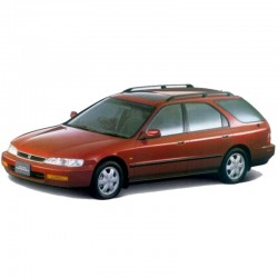 Honda Accord Coupe, Aerodeck (1994-1996) - Service Manual / Repair Manual - Wiring Diagrams