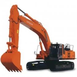 Hitachi EX300-3C - Service Manual / Repair Manual - Wiring Diagrams
