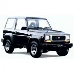 Daihatsu Feroza Rocky F70, F75, F77 - Service Manual / Repair Manual - Wiring Diagrams