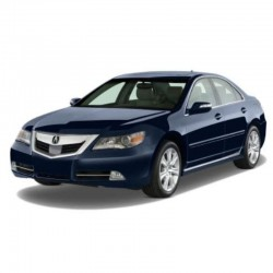 Acura RL (2009-2010) - Service Manual - Wiring Diagrams - Owners Manual