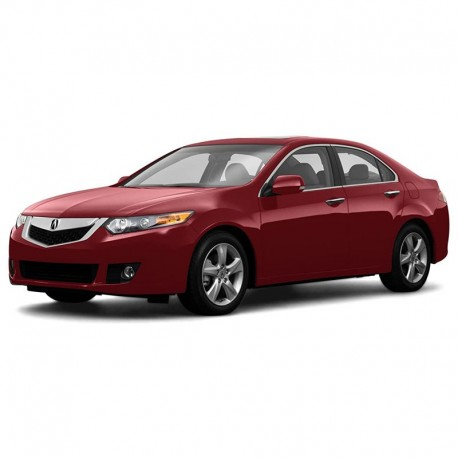 Acura TSX (2009) - Service Manual - Wiring Diagrams - Owners Manual