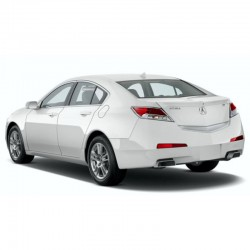 Acura TL (2009-2010) - Service Manual - Wiring Diagrams - Owners Manual