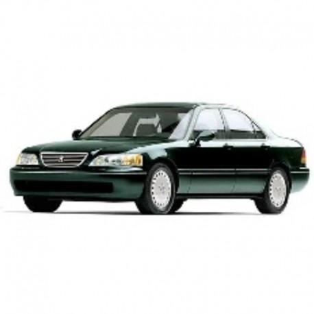Acura RL (KA9) - Service Manual - Wiring Diagrams - Owners Manual