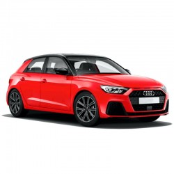 Audi A1 (GBA, GBH) 2019 - Electrical Wiring Diagrams - Fitting Locations