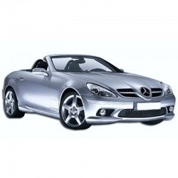 Mercedes SLK-Class (R171) - Service Manual / Repair Manual - Wiring Diagrams