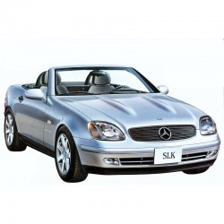 Mercedes SLK-Class (R170) - Service Manual / Repair Manual - Wiring Diagrams