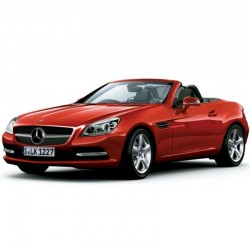 Mercedes SLK-Class (R172) - Service Manual / Repair Manual - Wiring Diagrams