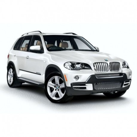 BMW X5 (E70) 2007-2013 - Service Manual - Wiring Diagrams - Owners Manual