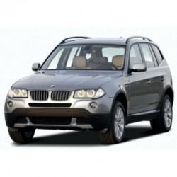 BMW X3 (E83) 2007-2010 - Service Manual / Repair Manual - Wiring Diagrams