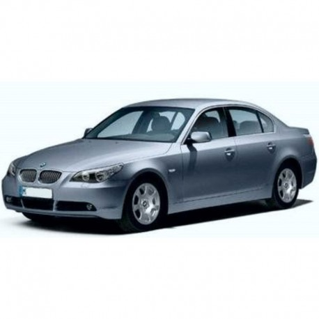 BMW 5 Series (E60, E61) - Service Manual / Repair Manual - Wiring Diagrams