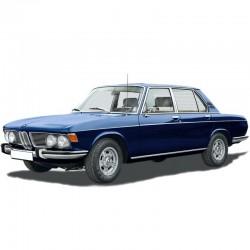 BMW 2500, 2800, 3.0L, 3.3L, Bavaria (1968-1977) - Service Manual / Repair Manual - Wiring Diagrams