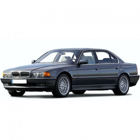 BMW 7 Series (E38) - Wiring Diagrams & Electrical Components Locator
