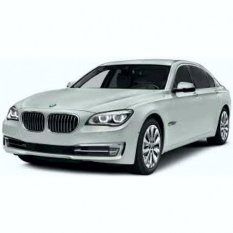 BMW ActiveHybrid 7 - Electrical Wiring Diagrams