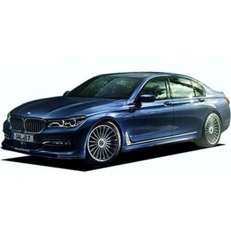 BMW Alpina B7 (G12) - Electrical Wiring Diagrams
