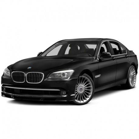 BMW Alpina B7 (F01) - Electrical Wiring Diagrams