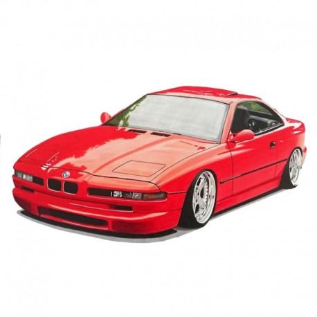BMW Series 8 (E31)