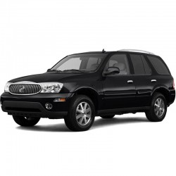 Buick Rainier (2004-2007) - Wiring Diagrams & Electrical Components Locator