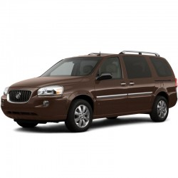 Buick Terraza (2004-2007) - Wiring Diagrams & Electrical Components Locator