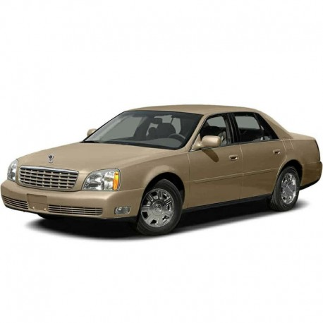 Cadillac DeVille (2000-2005) - Wiring Diagrams & Electrical Components Locator
