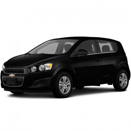 Chevrolet Sonic (2013+) - Service Manual / Repair Manual - Wiring Diagrams