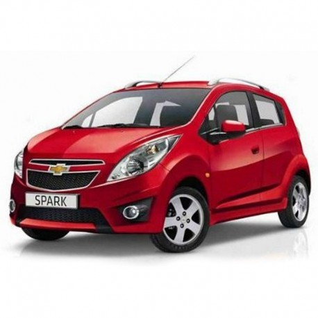 Chevrolet Spark (M-300) - Electrical Wiring Diagrams / Electrical Circuits