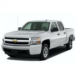 Chevrolet Silverado (GMT-900) - Service Manual / Repair Manual - Wiring Diagrams