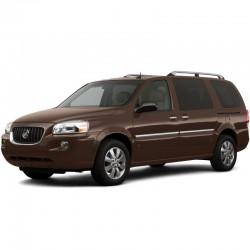 Buick Terraza (2004-2007) - Service Manual, Repair Manual