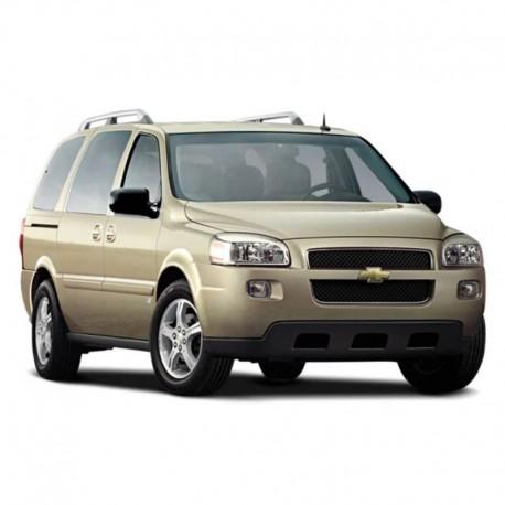 Chevrolet Uplander (2005-2008) - Service Manual / Repair Manual - Wiring Diagrams