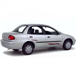Chevrolet Metro (1998-2001) - Service Manual / Repair Manual - Wiring Diagrams