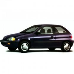 Pontiac Firefly (1998-2001) - Service Manual / Repair Manual - Wiring Diagrams