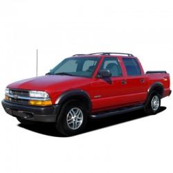 Chevrolet S10 (2000-2004) - Service Manual / Repair Manual - Wiring Diagrams
