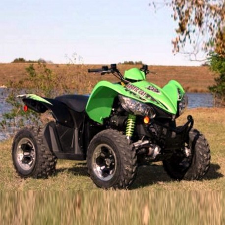 Arctic Cat 450 XC