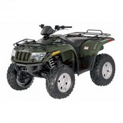 Arctic Cat 650 ATV