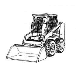 Bobcat 444 500 600 610 Series