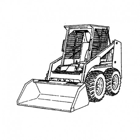 Bobcat 843 Series