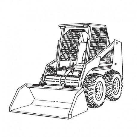 Bobcat 853 Series