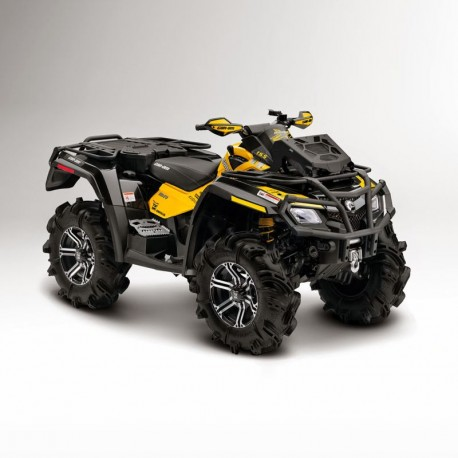 Can-Am Outlander & Renegade (2012)