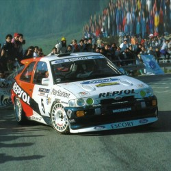 Ford Escort - Ford Motorsport