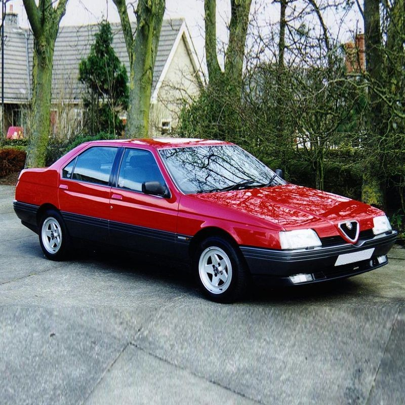 Alfa Romeo 164 (1991-1993) Service Manual